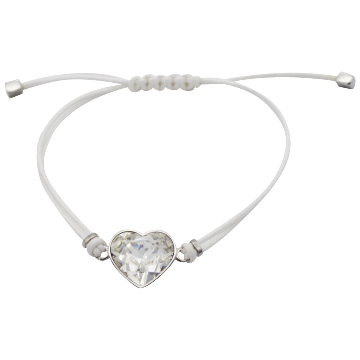 Swarovski - Bracelet Fit pour femme en metal - blanc