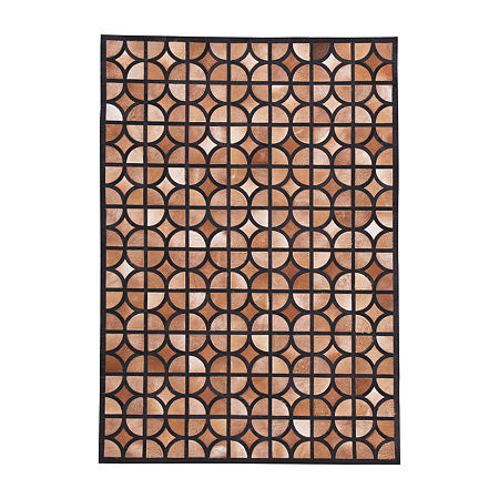 Signature Design by Ashley Jinglin Rug, One Size , Brown