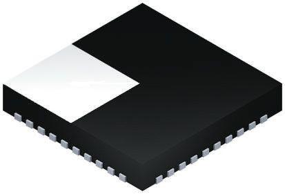 Analog Devices LTC3853EUJ#PBF, Triple DC-DC Buck Controller 750 kHz 40-Pin, QFN