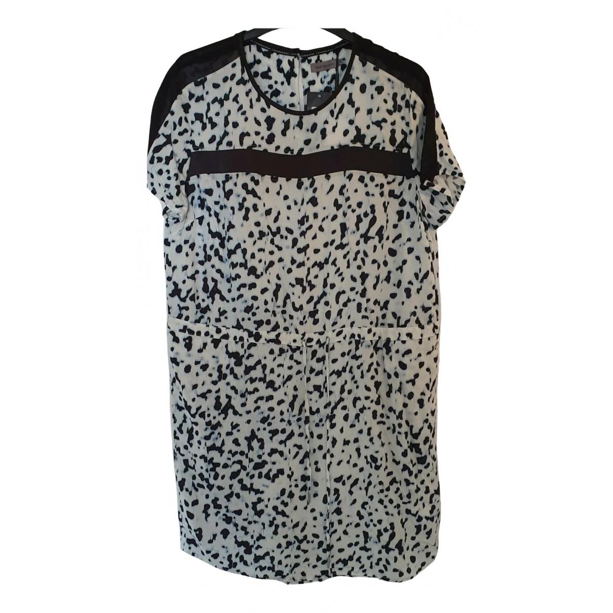 Calvin Klein \N White dress for Women 12 UK
