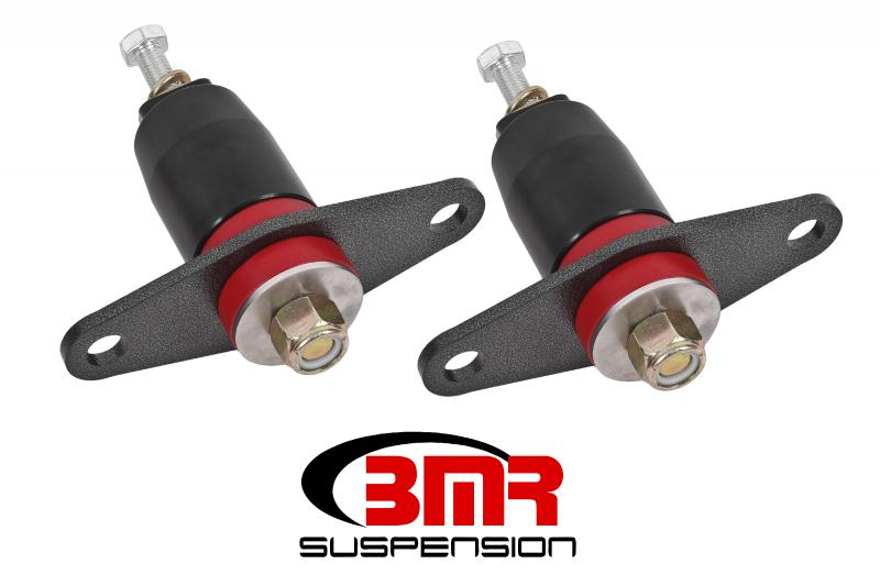 BMR Suspension MM009 Motor Mount Kit, Polyurethane Bushings Chevrolet Camaro 16-18
