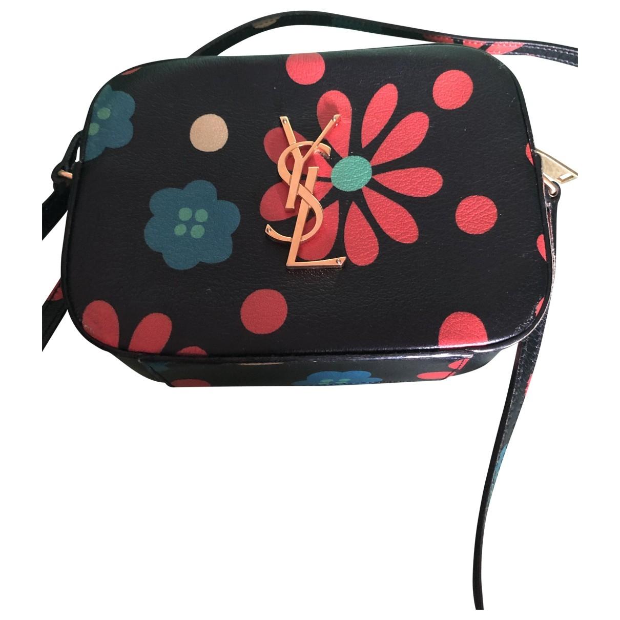 Saint Laurent Blogger Multicolour Leather handbag for Women \N