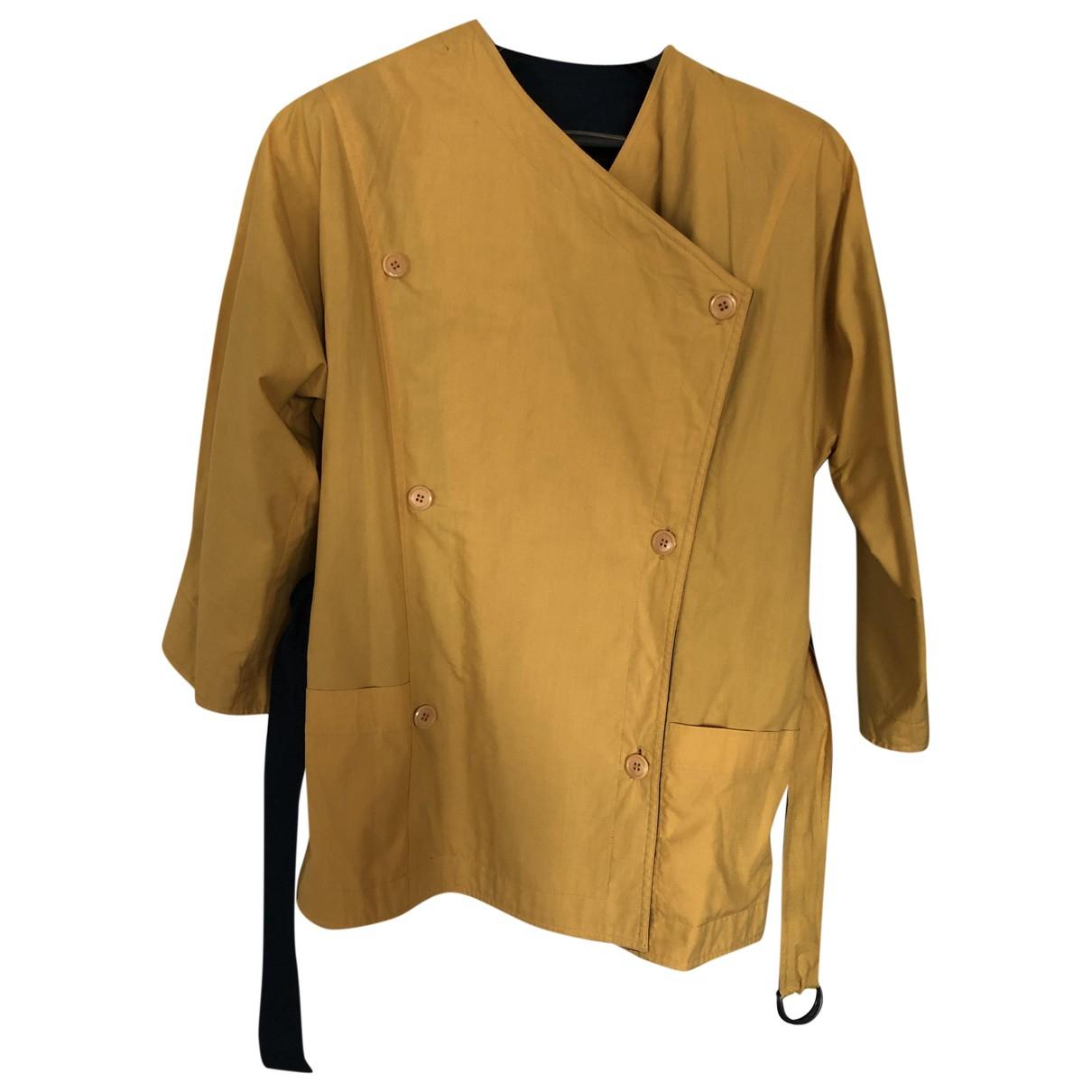Gucci \N Multicolour Cotton jacket for Women 40 IT
