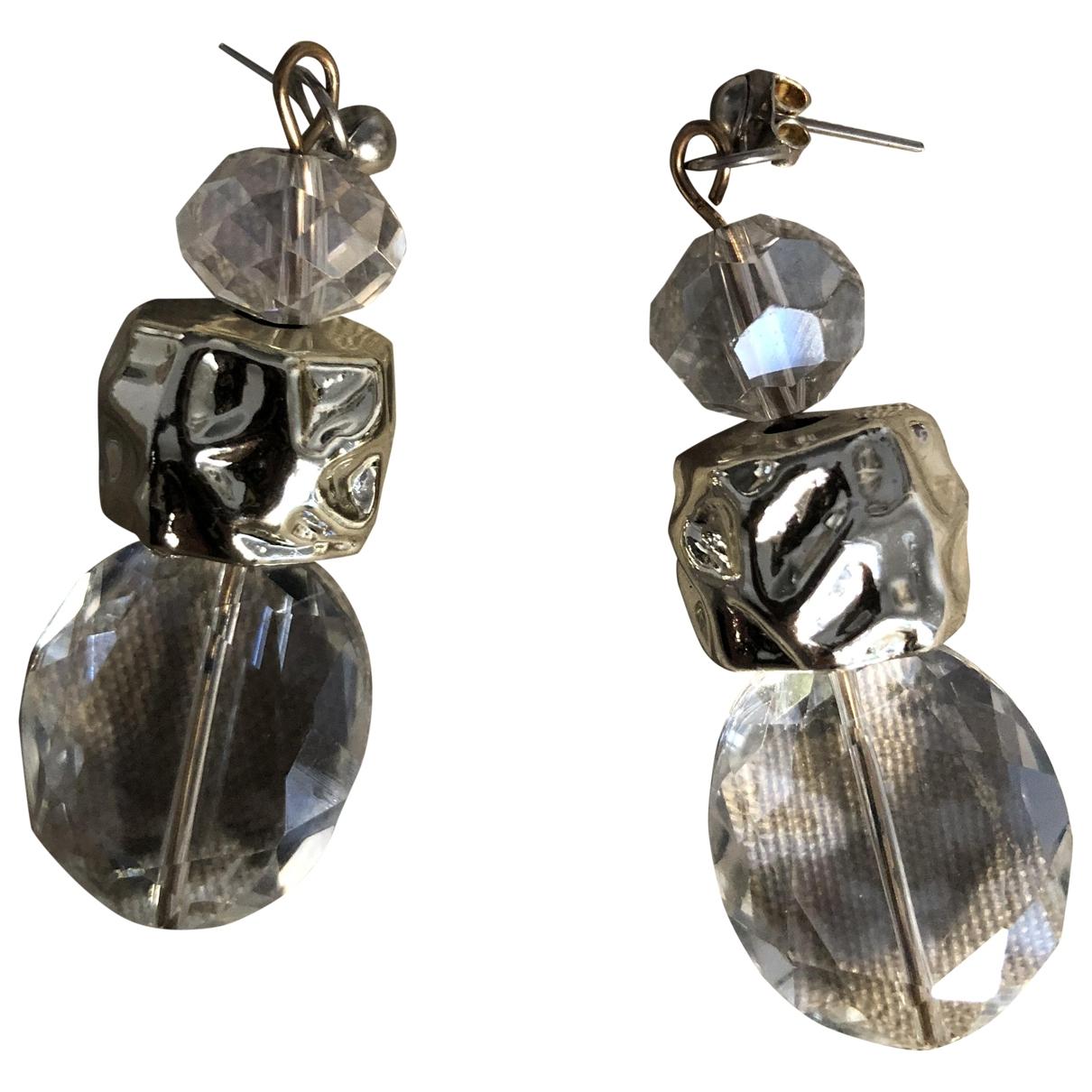 - Pendentif   pour femme en metal - argente