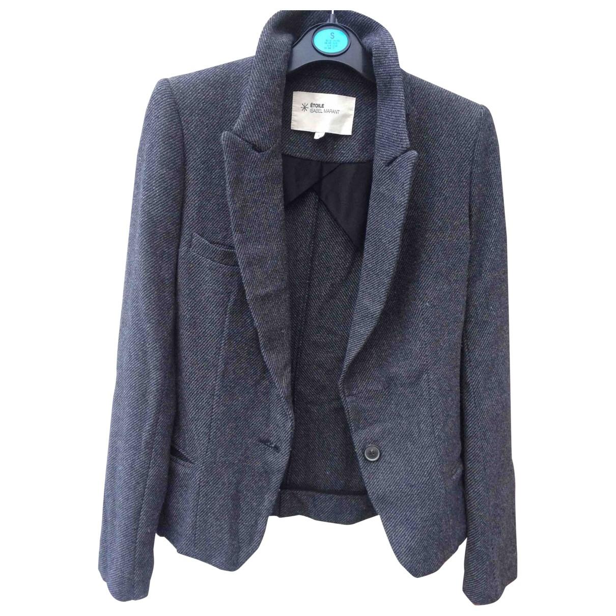 Isabel Marant Etoile \N Wool jacket for Women 40 IT