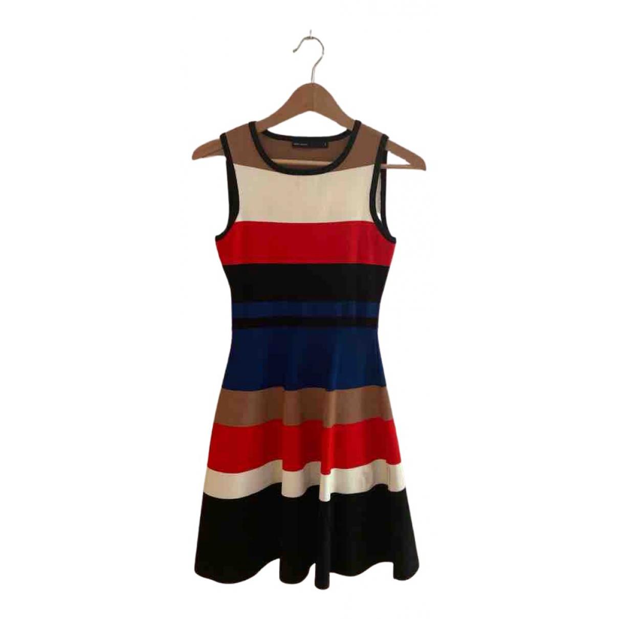 Karen Millen N Multicolour Cotton - elasthane dress for Women 36 FR