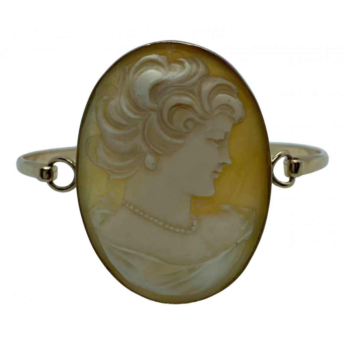 - Bracelet Camee pour femme en or jaune