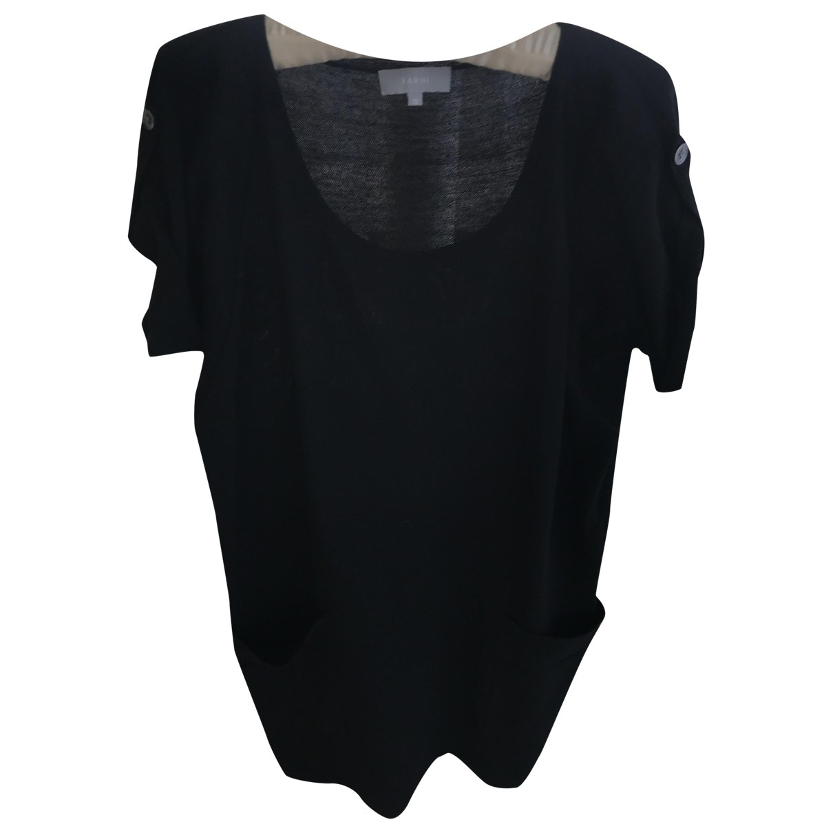 Nicole Farhi \N Black  top for Women S International