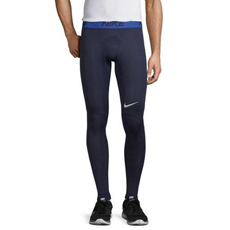 Nike Mens Regular Fit Workout Pant, Xx-large , Blue