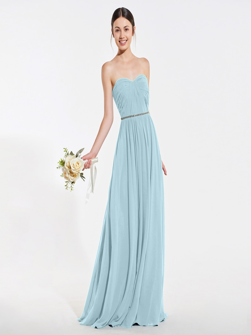 Ericdress Sweetheart A-Line Beading Bridesmaid Dress