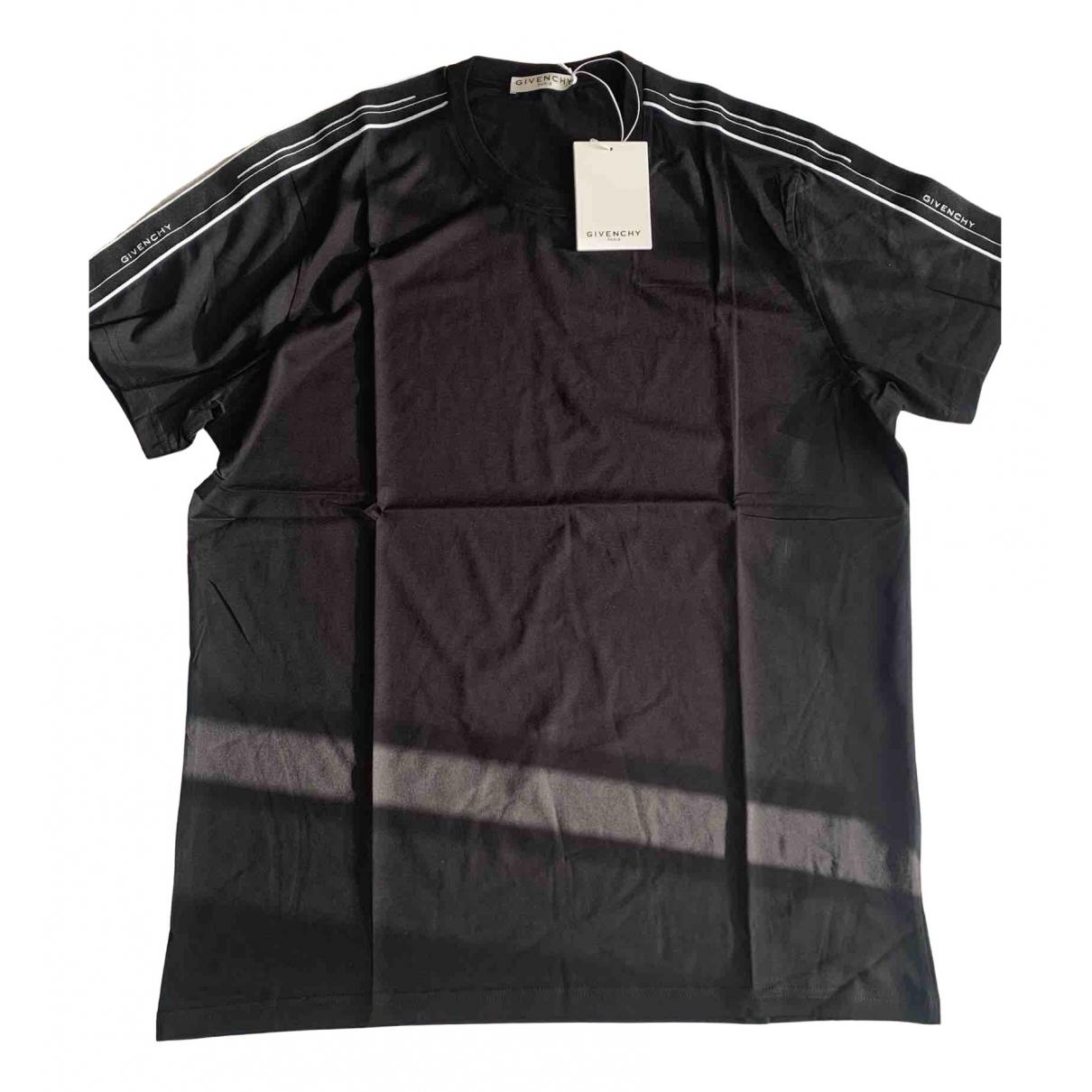 Givenchy \N Black Cotton T-shirts for Men M International