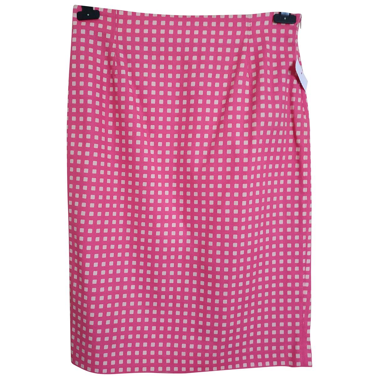 Max Mara N Multicolour Cotton skirt for Women 48 IT