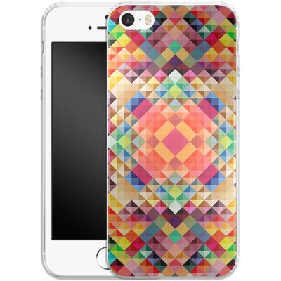 Apple iPhone SE Silikon Handyhuelle - We Color von Danny Ivan