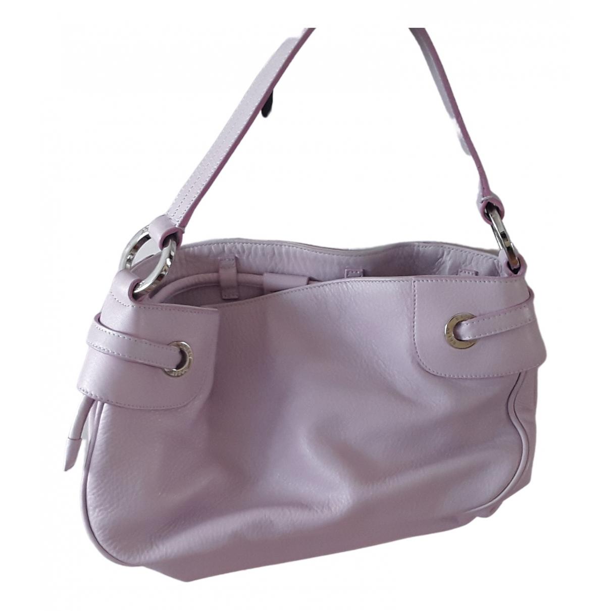 Bally \N Pink Leather handbag for Women \N