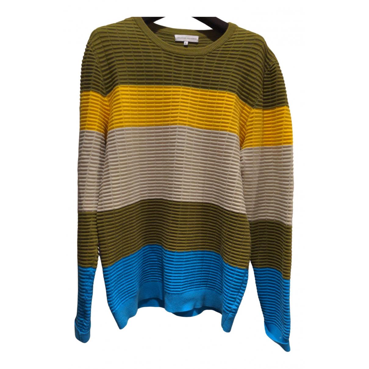 Jonathan Saunders - Pulls.Gilets.Sweats   pour homme en coton - multicolore