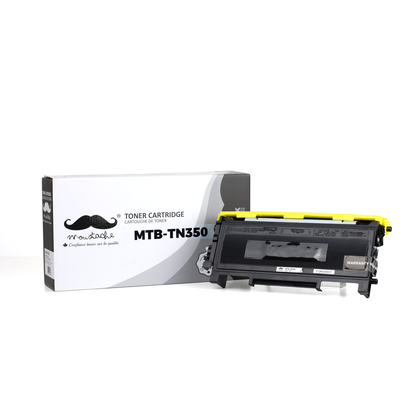 Compatible Brother HL-2070N Black Toner Cartridge by Moustache