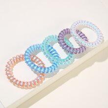 5 Stuecke Einfaches Haarband