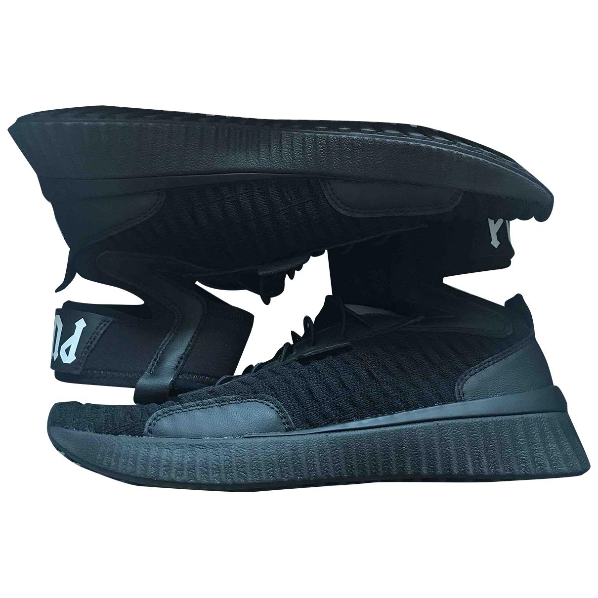 Fenty X Puma \N Sneakers in  Schwarz Tweed