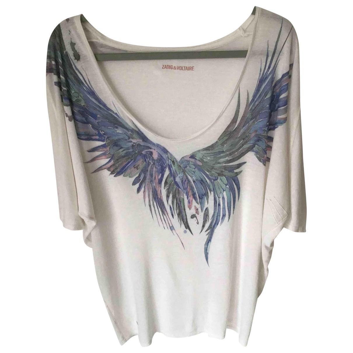 Zadig & Voltaire \N White Knitwear for Women M International