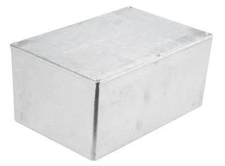Deltron 480, Die Cast Aluminium Enclosure, IP68, 222.3 x 146 x 106.7mm