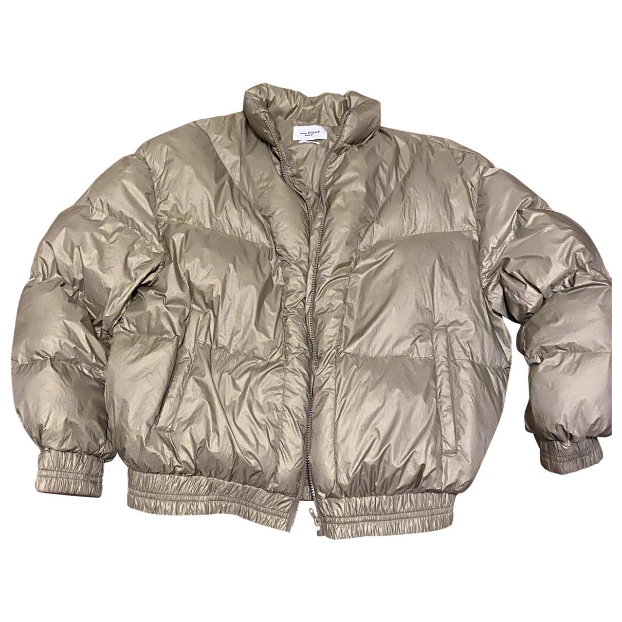 Isabel Marant Etoile N Beige Leather jacket for Women 38 FR