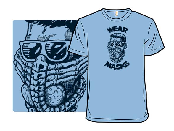Wear Masks T Shirt