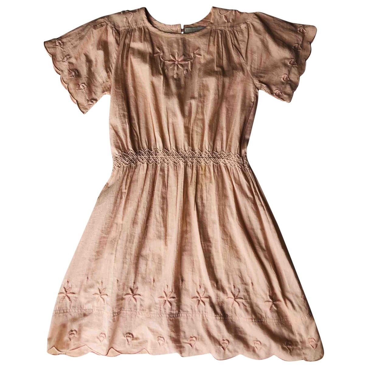 Stella Mccartney Kids - Robe    pour enfant en coton - rose