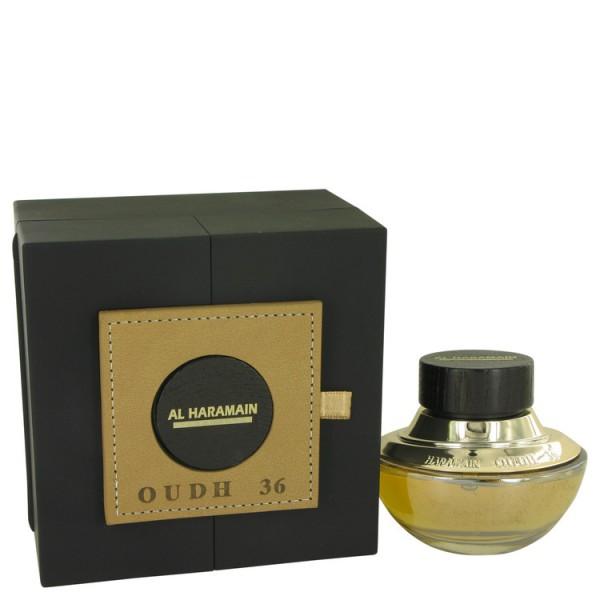 Oudh 36 - Al Haramain Eau de parfum 75 ml