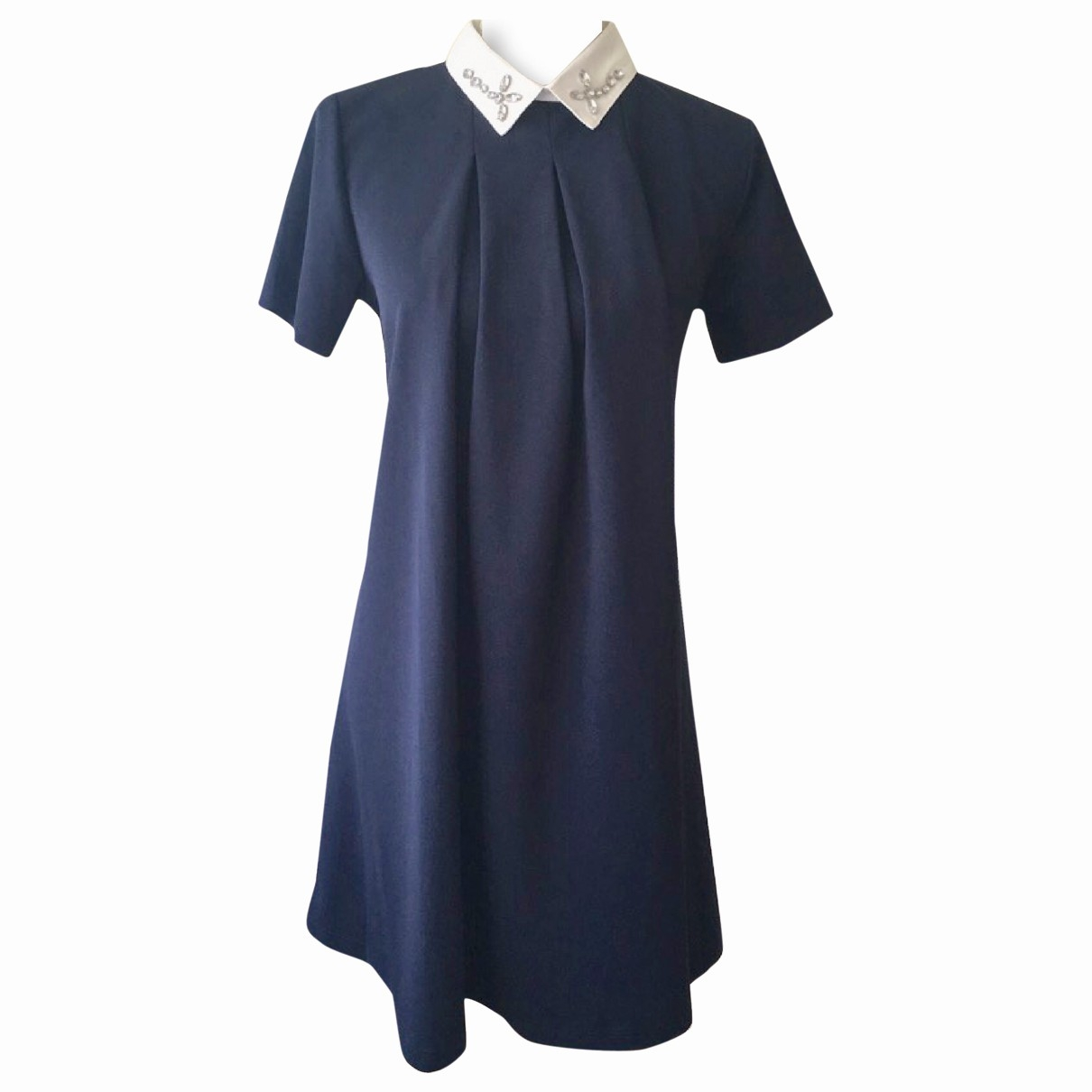 Non Signé / Unsigned \N Blue dress for Women 44 IT