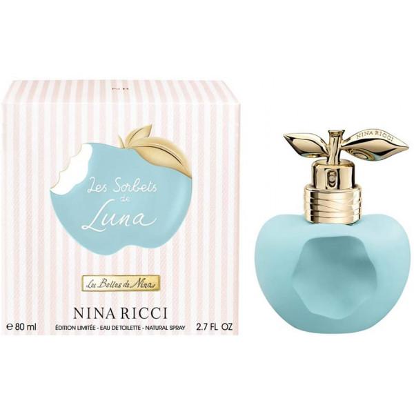 Les Sorbets De Luna - Nina Ricci Eau de Toilette Spray 80 ml