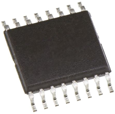 Analog Devices AD5684RBRUZ, 4-Channel Serial DAC, 16-Pin TSSOP