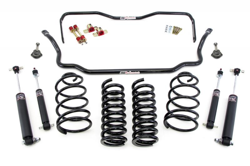 UMI Performance GBF015-1-B 1978-1988 GM G-Body Handling Package, 1