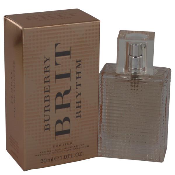 Burberry - Brit Rhythm Femme Floral : Eau de Toilette Spray 1 Oz / 30 ml