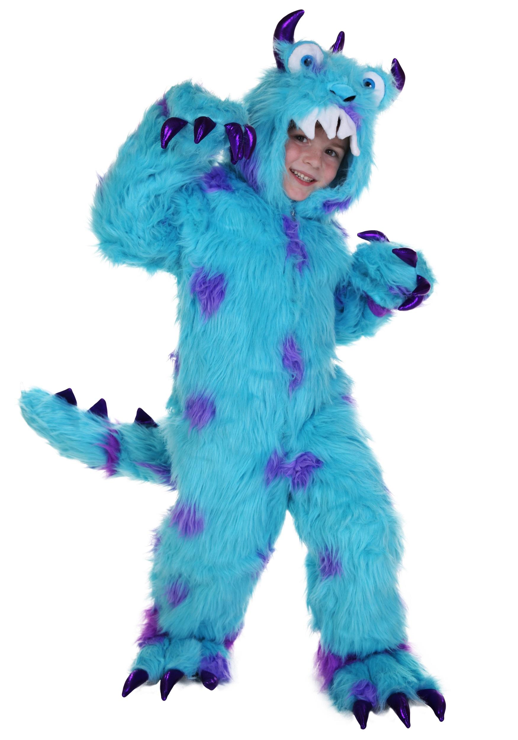 Sullivan the Monster Costume   Movie Character Costumes
