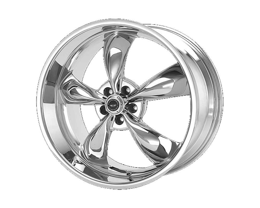 American Racing AR605 Torq Thrust M Wheel 18x10 5x5x114.3 +24mm Chrome