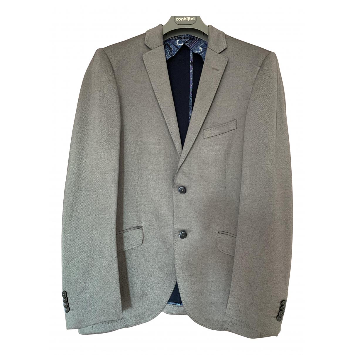 Etro - Vestes.Blousons   pour homme en coton - gris