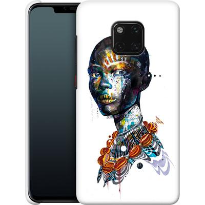 Huawei Mate 20 Pro Smartphone Huelle - Zebra von Minjae Lee