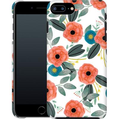Apple iPhone 7 Plus Smartphone Huelle - Poppy Dream von Iisa Monttinen