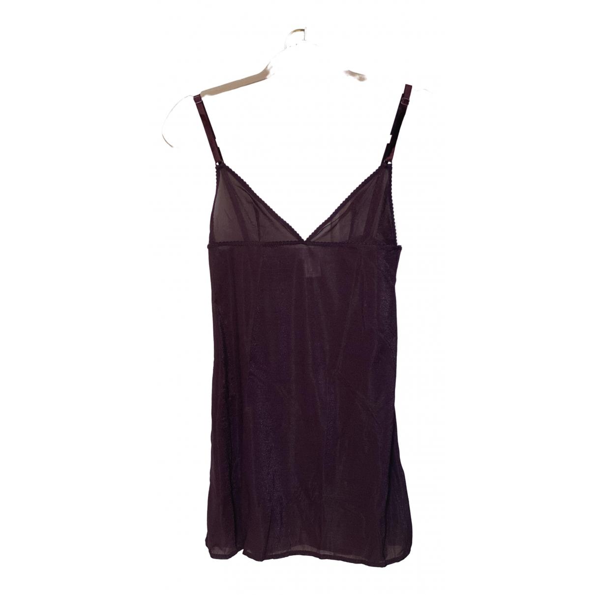 Dolce & Gabbana - Robe   pour femme - violet