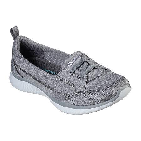 Skechers Microburst 2.0 - Best Ever Womens Sneakers, 7 1/2 Medium, Gray