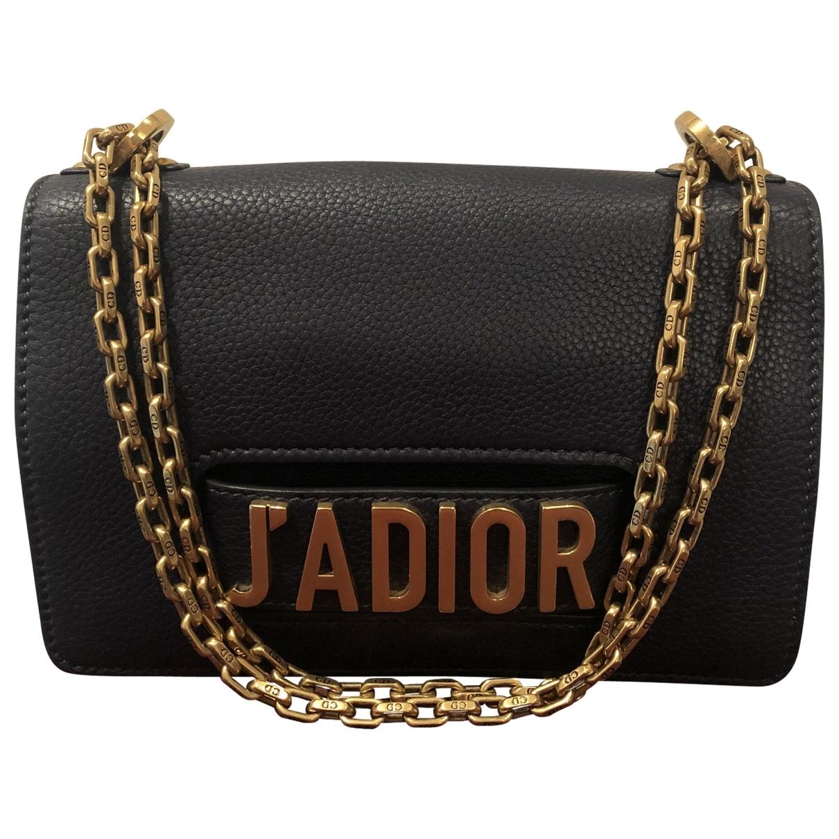 Dior J'adior Blue Leather handbag for Women \N