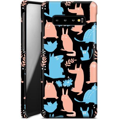 Samsung Galaxy S10 Plus Smartphone Huelle - Nighttime von Jenna Kunnas