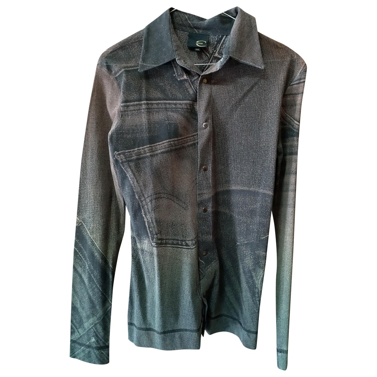 Just Cavalli \N Multicolour Shirts for Men M International