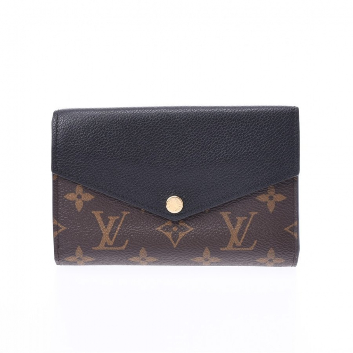 Cartera Pallas de Lona Louis Vuitton