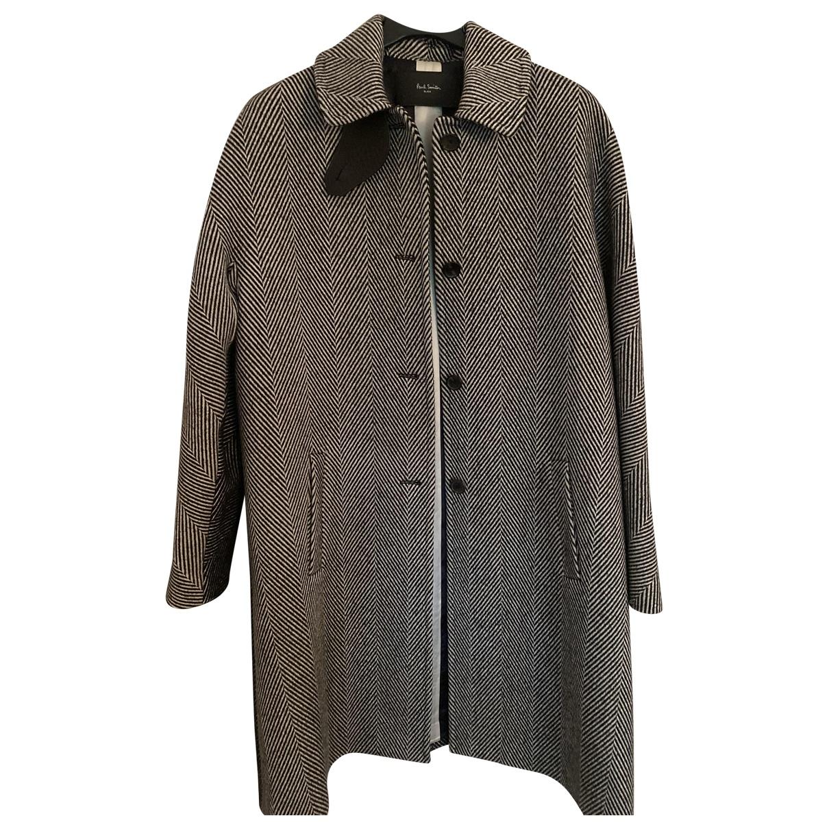 Paul Smith - Manteau   pour femme en laine