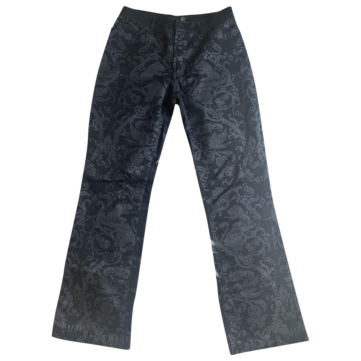 Just Cavalli \N Black Jeans for Women 32 US