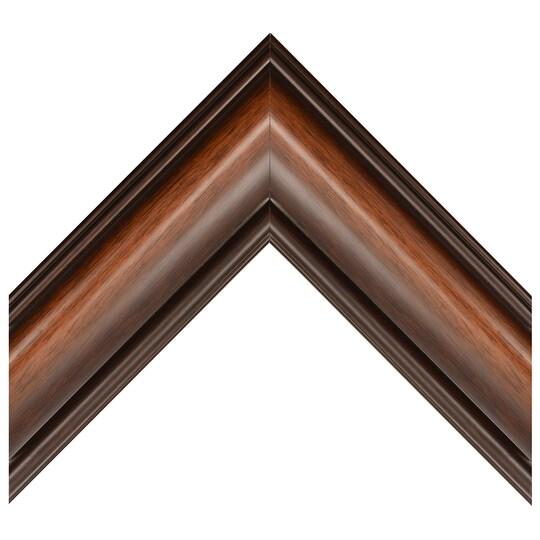 Satin Walnut Finish Custom Frame By Michaels® in Brown   8 X 10   Wood