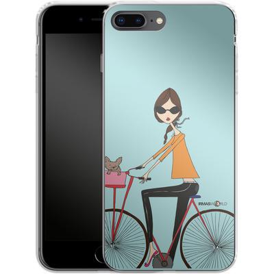 Apple iPhone 8 Plus Silikon Handyhuelle - IRMA In Forte Dei Marmi von IRMA