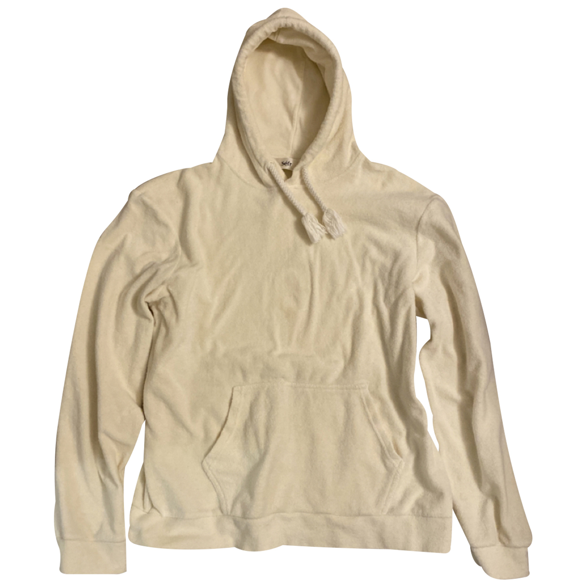 Séfr N Yellow Cotton Knitwear & Sweatshirts for Men XL International