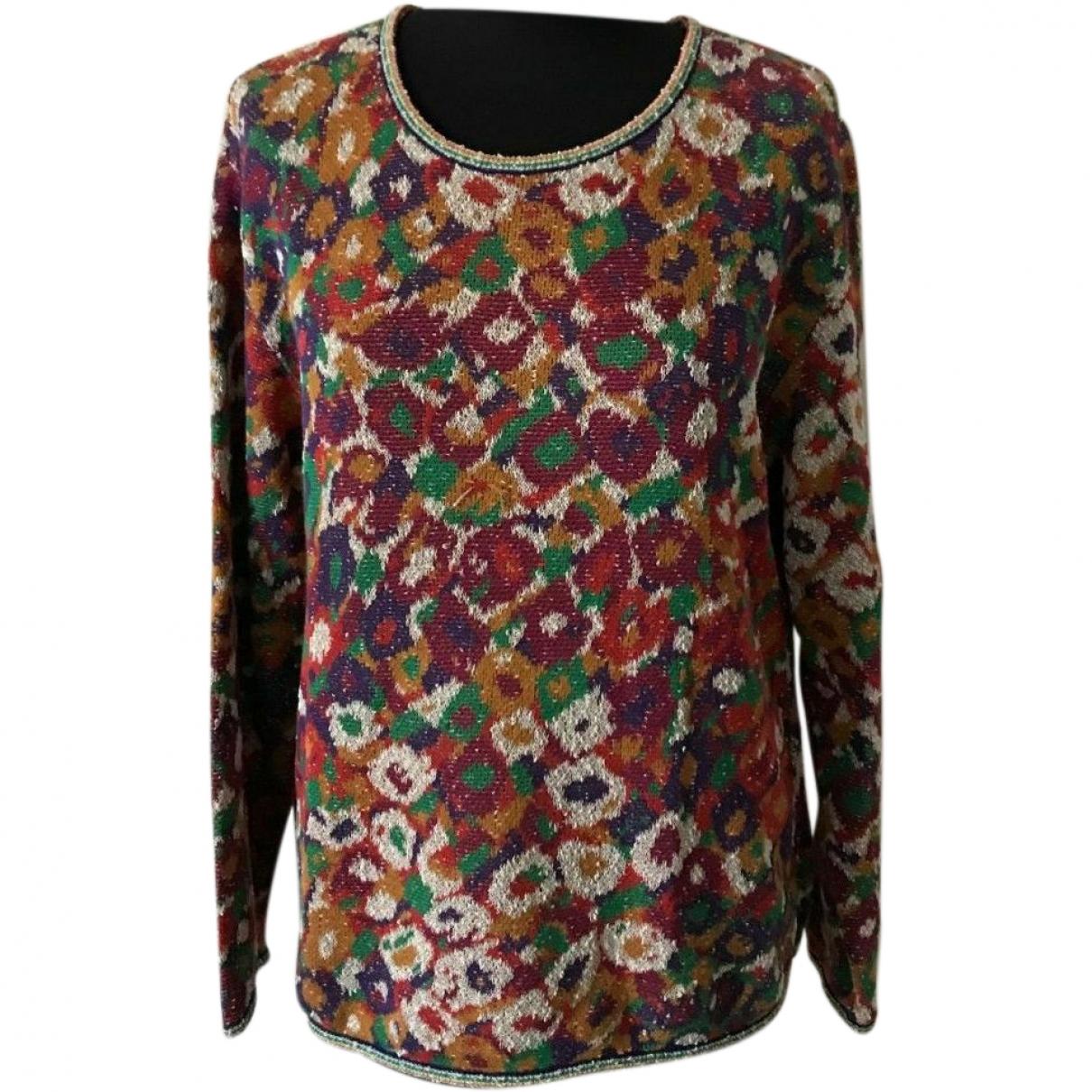 Missoni \N Multicolour Cotton Knitwear for Women 42 IT